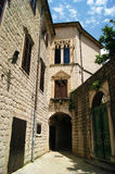 Drago Palace. In Kotor, Montenegro Royalty Free Stock Image