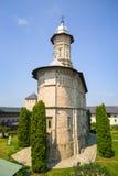 Dragomirna church. Church of Dragomirna Monastery in Moldavia, part of Unesco heritage Royalty Free Stock Photography