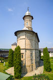 Dragomirna kyrka Royaltyfri Fotografi