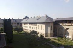 Dragomirna monastery stock images
