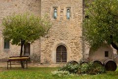 Dragomirna Monastery, Romania Royalty Free Stock Photography