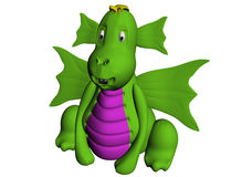 Dragon 01 Royalty Free Stock Images