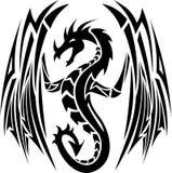 Dragon 02 de Triba Photographie stock libre de droits