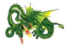Dragon Royalty Free Stock Photo