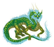 Dragon Stock Image