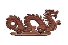 Dragon. Image libre de droits