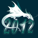 Dragon 2012 Stock Photo
