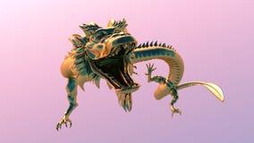 Dragon Stock Photography