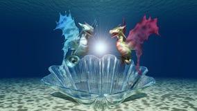 Dragon Royalty Free Stock Photos