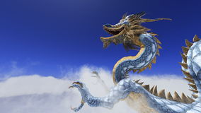 Dragon Stock Photos