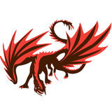 Dragon Royalty Free Stock Image
