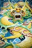 Dragon. Jade feng shui chinese dragon Stock Photography