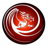 Dragon 5 royalty free stock photos