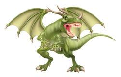 Dragon Photographie stock