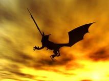 Free Dragon Attack 2 Stock Photos - 820913