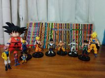 Dragon Ball Manga fotografia stock