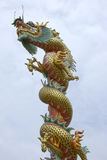 Dragon in bangkok Royalty Free Stock Image