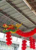 Dragon in bangkok Stock Image