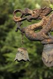 Dragon Bell Royalty Free Stock Photo