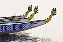 Dragon Boat. Race fcestival at putrajaya Royalty Free Stock Images