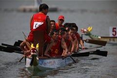 Dragon boat. Royalty Free Stock Image