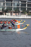 Dragon boat Royalty Free Stock Image