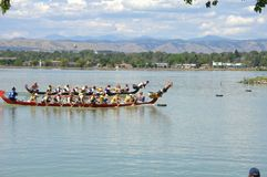 Dragon Boat 27 Stock Images