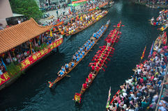 Dragon Boat Foto de Stock