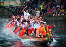 Dragon Boat Photographie stock