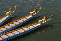 Dragon boat. Stock Photo