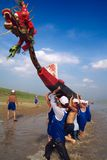 Dragon boat Royalty Free Stock Photo