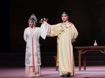 "Dragon Boat Festival de drinken-derde handeling Mannelijke Gele wijn-Kunqu Opera""Madame Witte Snake† stock fotografie"
