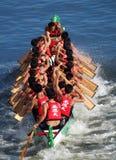 Dragon Boat Festival 2013 i Kaohsiung, Taiwan Fotografering för Bildbyråer