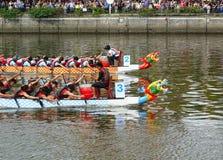 2016 Dragon Boat Festival in Taiwan Royalty-vrije Stock Foto's