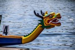 Dragon Boat Race imagens de stock