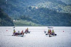 Dragon Boat Race Foto de Stock Royalty Free