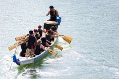 Free Dragon Boat Race Stock Image - 4308271