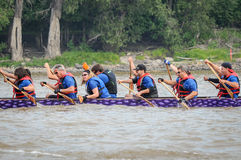 Dragon Boat Race Photographie stock
