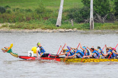 Dragon Boat Race Immagine Stock