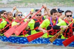 Dragon Boat Race Immagine Stock Libera da Diritti