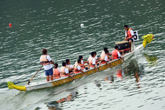 Dragon Boat Race Royalty Free Stock Images