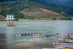Dragon Boat Race Royalty Free Stock Image