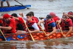 Dragon boat race Stock Image
