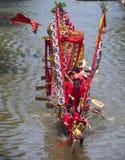Dragon Boat show Stock Image