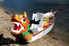 Dragon Boats images stock