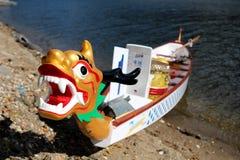 Dragon Boats Imagenes de archivo