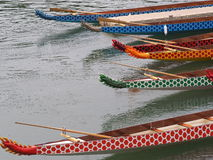Dragon Boats Royalty Free Stock Images