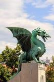 Dragon Bridge immagini stock libere da diritti