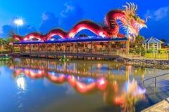Dragon Bridge Immagine Stock Libera da Diritti