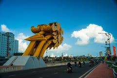 The Dragon Bridge Stock Photos